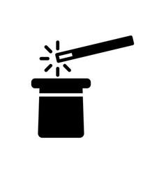 Magical icon magic icon vector