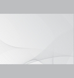 neutral thin line wave texture or pattern with vector image