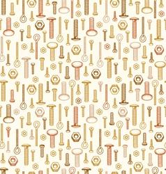screws pattern vector image