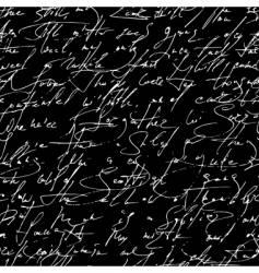 script pattern vector image