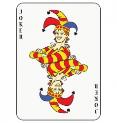 Symmetric joker vector