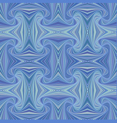 blue seamless abstract psychedelic spiral stripe vector image