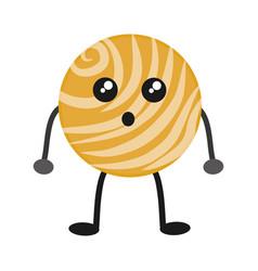 Venus planet icon vector