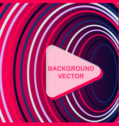 Colorful geometric background fluid shapes vector