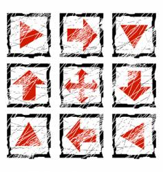 stamp vector image vector image