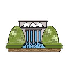 Eletric dam energy vector