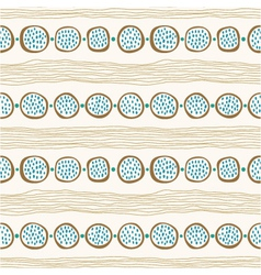 Seamless abstract hand drawn background vector