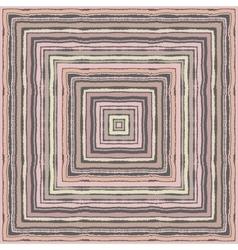 Seamless strip ornamental pattern rectangle vector