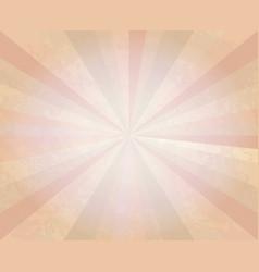 abstract retro background ray beam retro pattern vector image