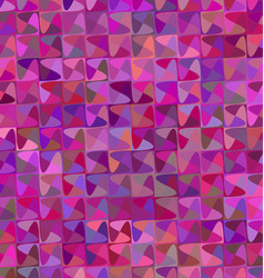 Colorful abstract curved shape pattern background vector