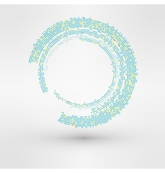 Abstract background Logo element vector image vector image