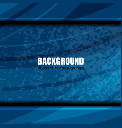 Background grunge blue vector