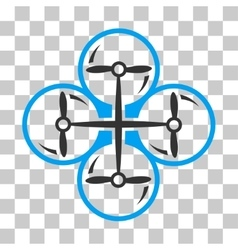 Drone Screws Icon vector