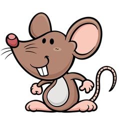 Rat vector image vector image