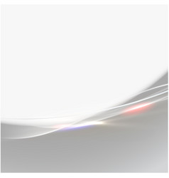 abstract shiny background with curve line and vector image