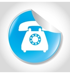 Call center business vector