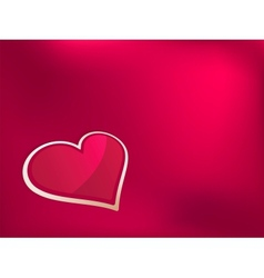 Background to the Valentines day EPS8 vector image