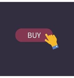 Button to buy vector