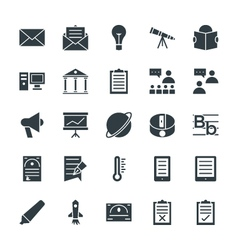 Education Cool Icons 6 vector