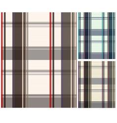 Fabric check vector