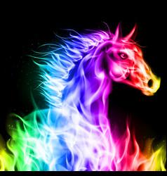 Fair Horse spectr 01 vector
