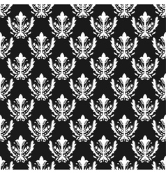 Ornament pattern seamless background vector