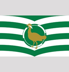 Flag of Wiltshire vector