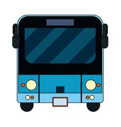 Transportation concept cartoon vector