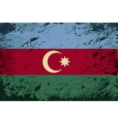 Azerbaijan grunge background vector