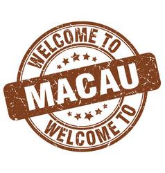 Welcome to macau vector