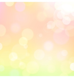 background bokeh vintage light pink vector image