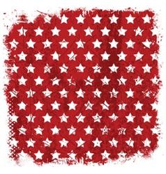 Grunge stars background 1006 vector