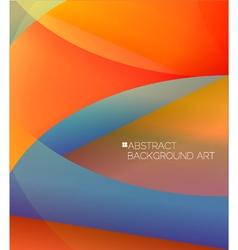 Modern concept background design vector image