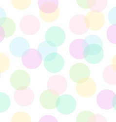 Pastel trendy colors abstract pattern vector