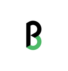 Pb logo letter p and b icon symbol vector