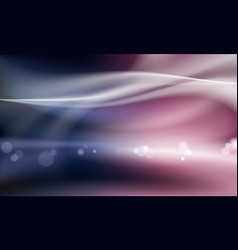 3d violet and pink background with smoke vector