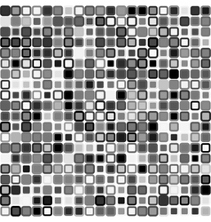 Pixel pattern Abstract geometric background vector image