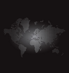 world map vector vector image
