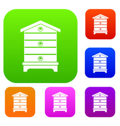 Hive set collection vector