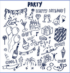Party cool fun nice poster vector