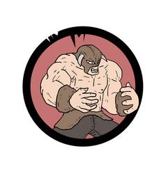 Strong barbarian vector