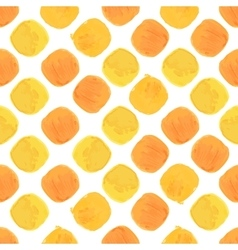 Summer Watercolor Seamless Pattern vector