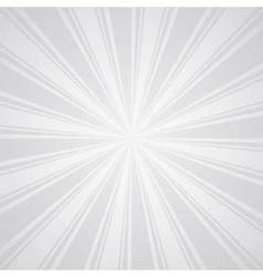 white gray color burst background vector image