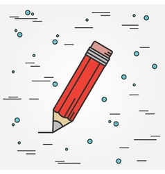 Pencil IconPencil Icon Pencil Icon Drawing Pencil vector image