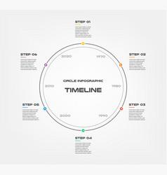 snake timeline steps infographics - can vector image