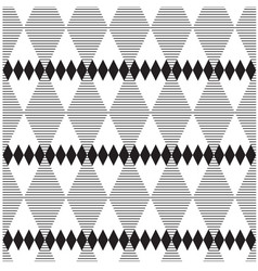 abstract square diamond geometrical pattern backgr vector image