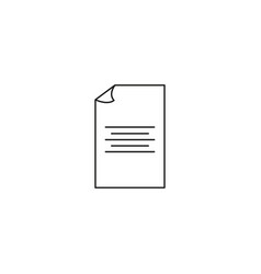 Text align center icon vector
