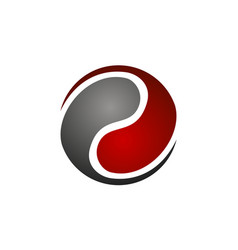 blood transfusion logo design template vector image