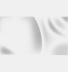 design halftone background concept vector image
