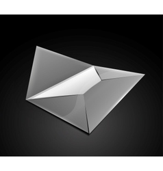 Email concept icon vector image